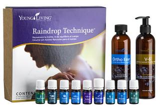 Raindrop-paketti